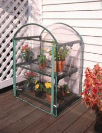 2 Tier Grow Rack