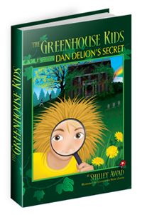 The Greenhouse Kids, Dan Delion's Secret